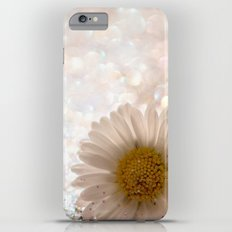 DAISY GOLD - for Mackenzie iPhone 6 Plus Slim Case