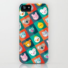 PET PARADE iPhone Case