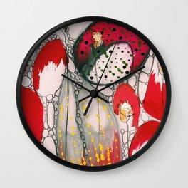Cardamom Wall Clock