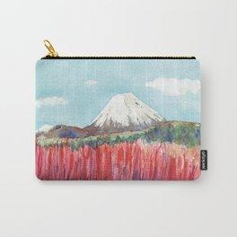 Ruapehu volcano , Tongariro National Park New Zealand Carry-All Pouch
