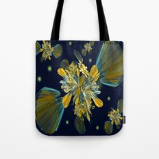Dreams fly through the Night Tote Bag