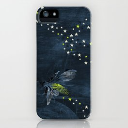 Trail of Stars iPhone Case