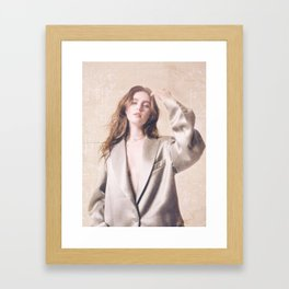 Clairo Vintage 01 Framed Art Print