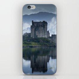 Eilean Donan Castle iPhone Skin