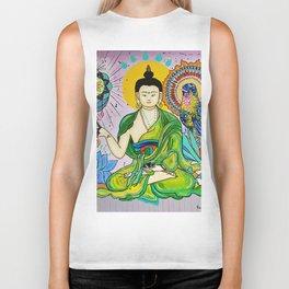 Buddha Freedom Nirvana Biker Tank