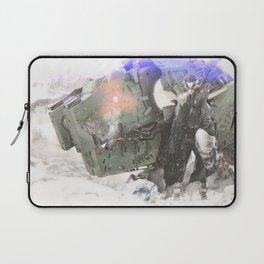 Beauty and the Beast // 001 Laptop Sleeve