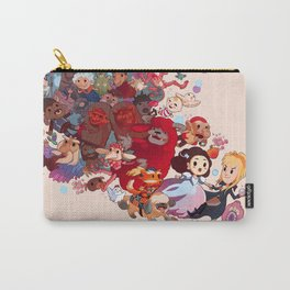 Goblin spiral Carry-All Pouch