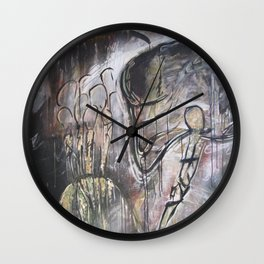 Maniak Wall Clock