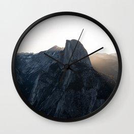 Beautiful Yosemite 2 Wall Clock