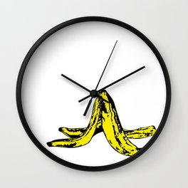All Yesterdays Parties Wall Clock