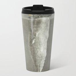 Revenge of The Whale Metal Travel Mug