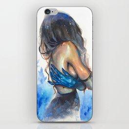 Azure iPhone Skin