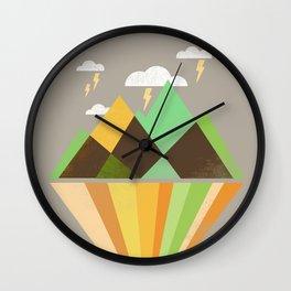 Void Dweller 2 Wall Clock