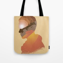 The Many Faces of Cinema: MadMax Fury Road Tote Bag