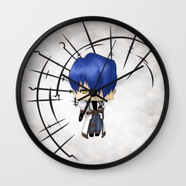 Legato Bluesummers Wall Clock