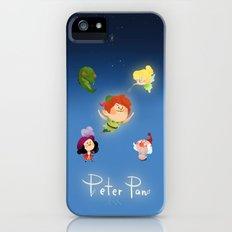 Peter Pan iPhone (5, 5s) Slim Case