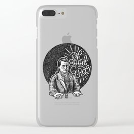 1776 Clear iPhone Case