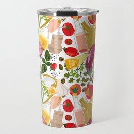 Fresh Italian Market Food Travel Mug