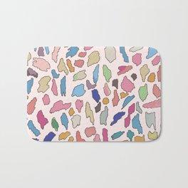 Colorform Bath Mat
