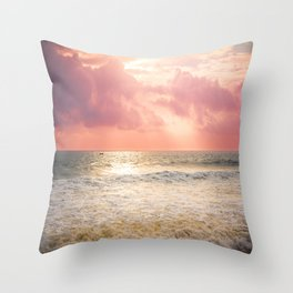 From Another World Throw Pillow