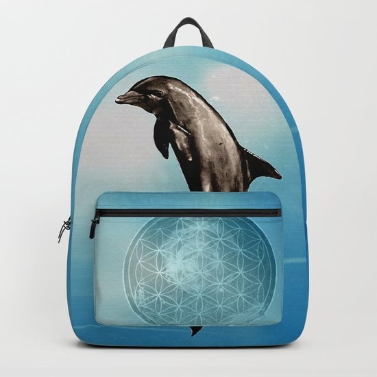 The DOLPHIN - ZEN version Backpack
