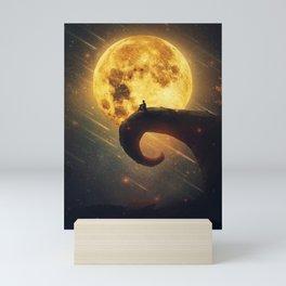 magic dreamland Mini Art Print
