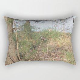 Acrobatics Rectangular Pillow