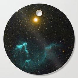 Gamma Cassiopeia Nebula Cutting Board