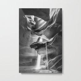 ANTELOPE CANYON V / Arizona Desert Metal Print