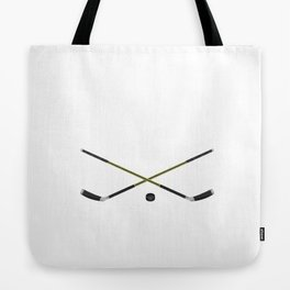What The Puck T-shirt Funny Ice Hockey Shirt Tote Bag
