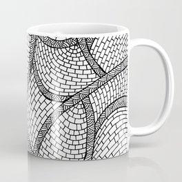 Courtyard Coffee Mug