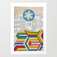Winter Tales #2 Art Print