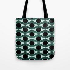 MCM Green Eyed Monster Tote Bag
