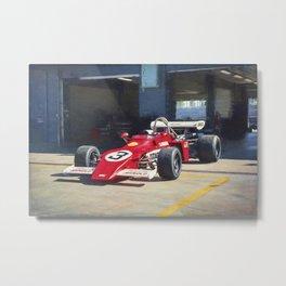Formula Atlantic March 722 Metal Print