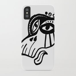 Lady #MonsterGaga Style iPhone Case