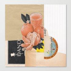 Juice it! Canvas Print