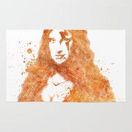 Mona Lisa Come N Take it Rug