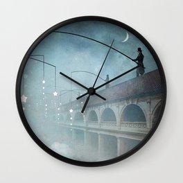 Nightmakers Wall Clock