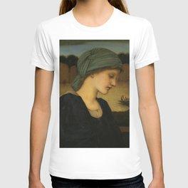 Edward Burne-Jones - Flamma Vestalis T-shirt