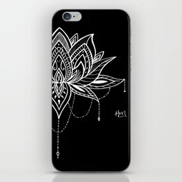 Lotus Love iPhone Skin
