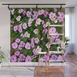Impatient for Spring Wall Mural