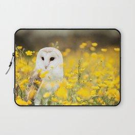 Australian Barn Owl (Tyto Alba) Laptop Sleeve