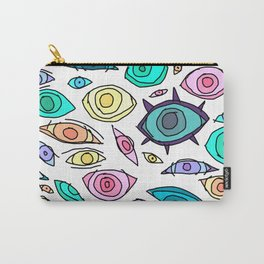 Cosmic Eyes On You Carry-All Pouch