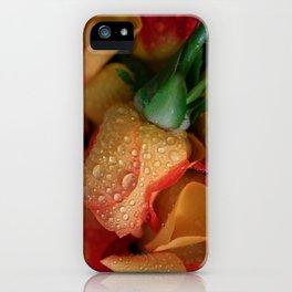 Midas Touch Rose  iPhone Case