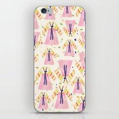 Happy Hanbok iPhone & iPod Skin