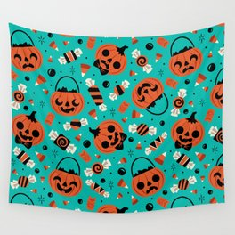 Trick or Treat! Wall Tapestry