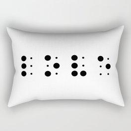 Love Is Rectangular Pillow