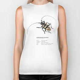 Longhorn Beetle Biker Tank