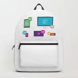 Cyber Monday Orders Backpack