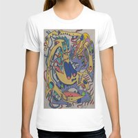 bookworm T-shirts featuring Bookworm by Gregree